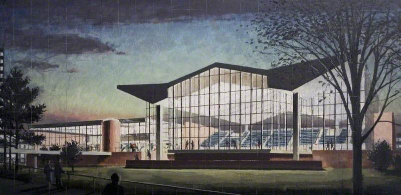 Coventry Swimming Baths
