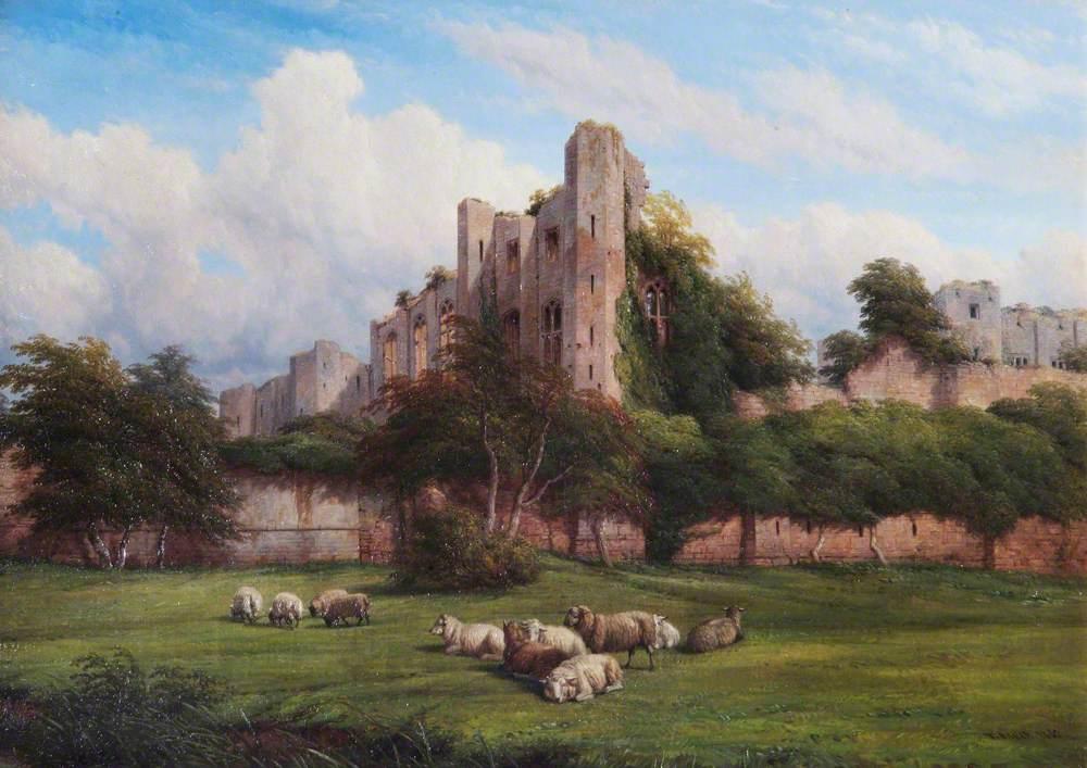 Lord Leycester Tower, Kenilworth Castle