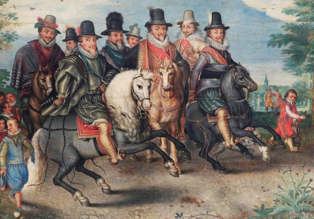 Cavalcade of the Princes of Nassau