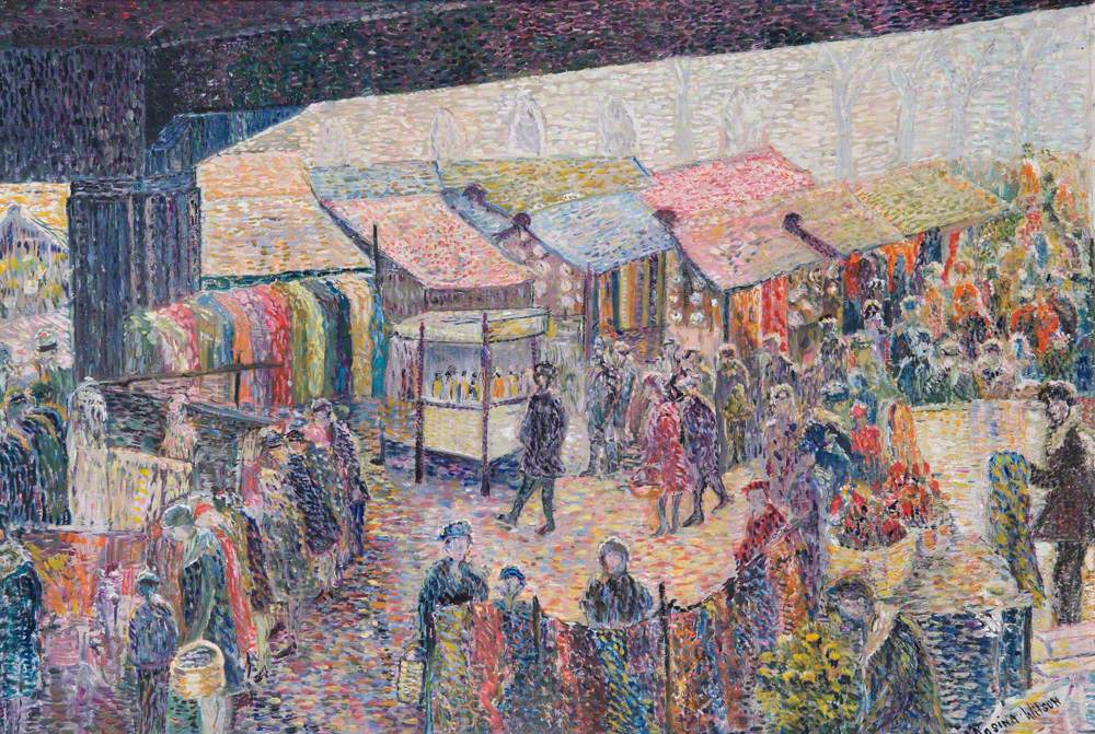 Bull Ring Market