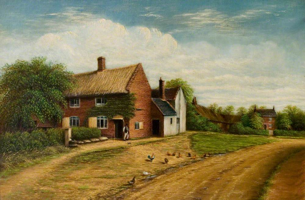 'Cock Bear Inn', Wash Lane, Nuneaton, Warwickshire
