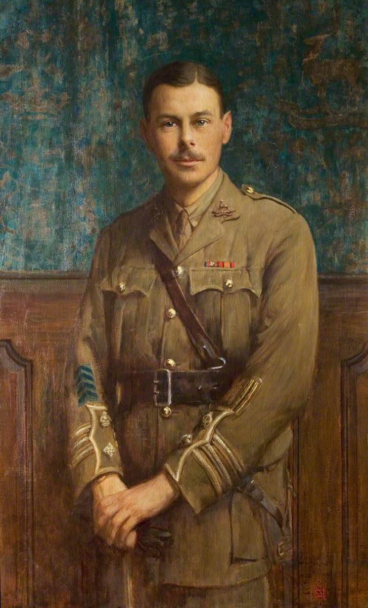 Lieutenant-Colonel James Meldrum Knox (1878–1918), DSO