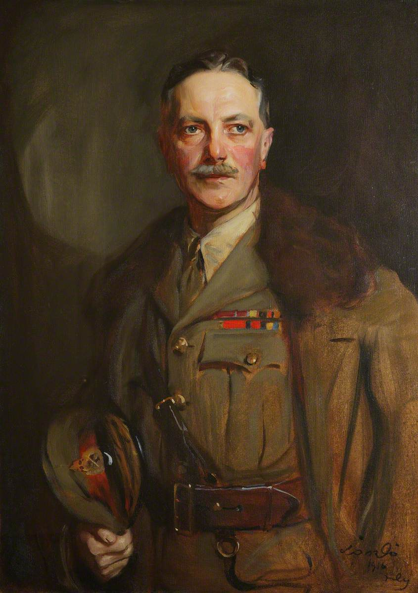 General Sir Robert Whigham (1865–1950), KCB, DSO, Deputy Chief of the Imperial General Staff (1916–1918)