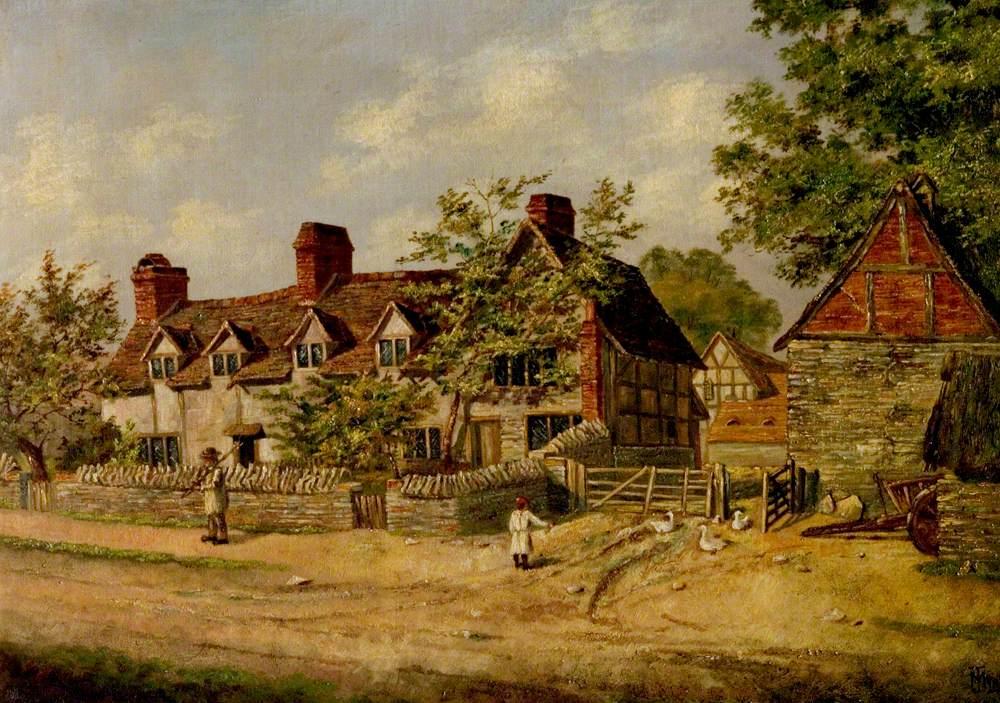 Palmer's Farm, Stratford-upon-Avon, Warwickshire