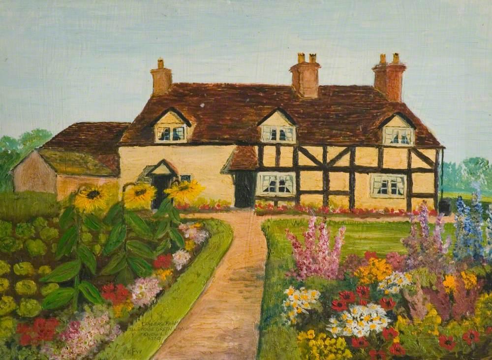 Lander's Farm, Tilehouse Green Lane, Knowle, Warwickshire