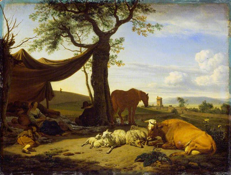 Noonday Rest: the Parable of the Tares