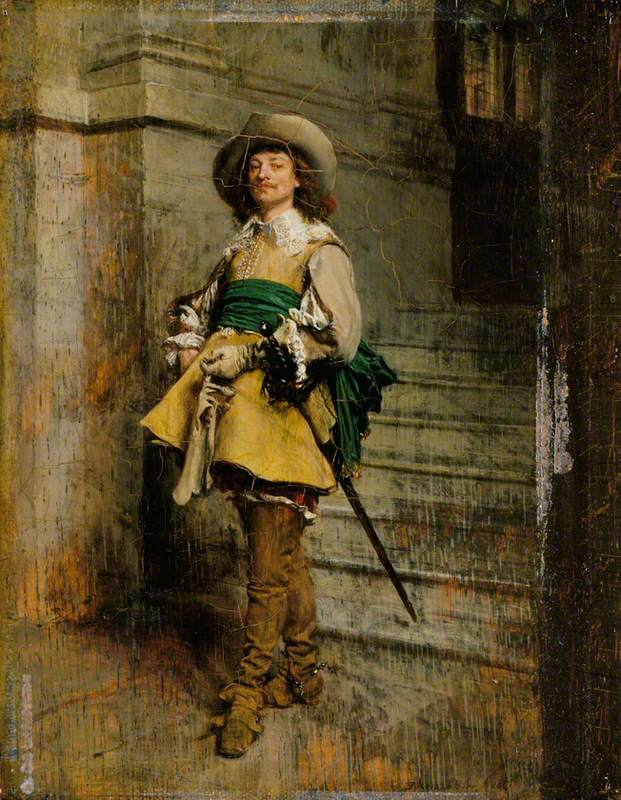 A Cavalier: Time of Louis XIII
