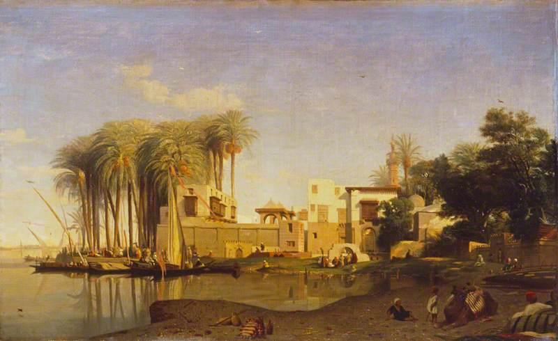 Beni Suef on the Nile