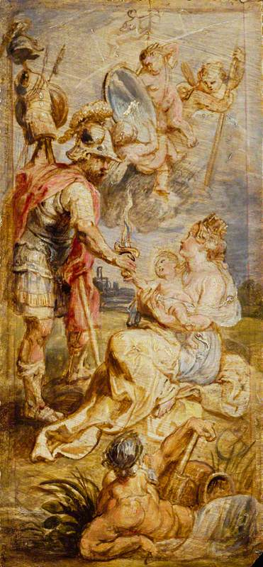 The Birth of Henri IV