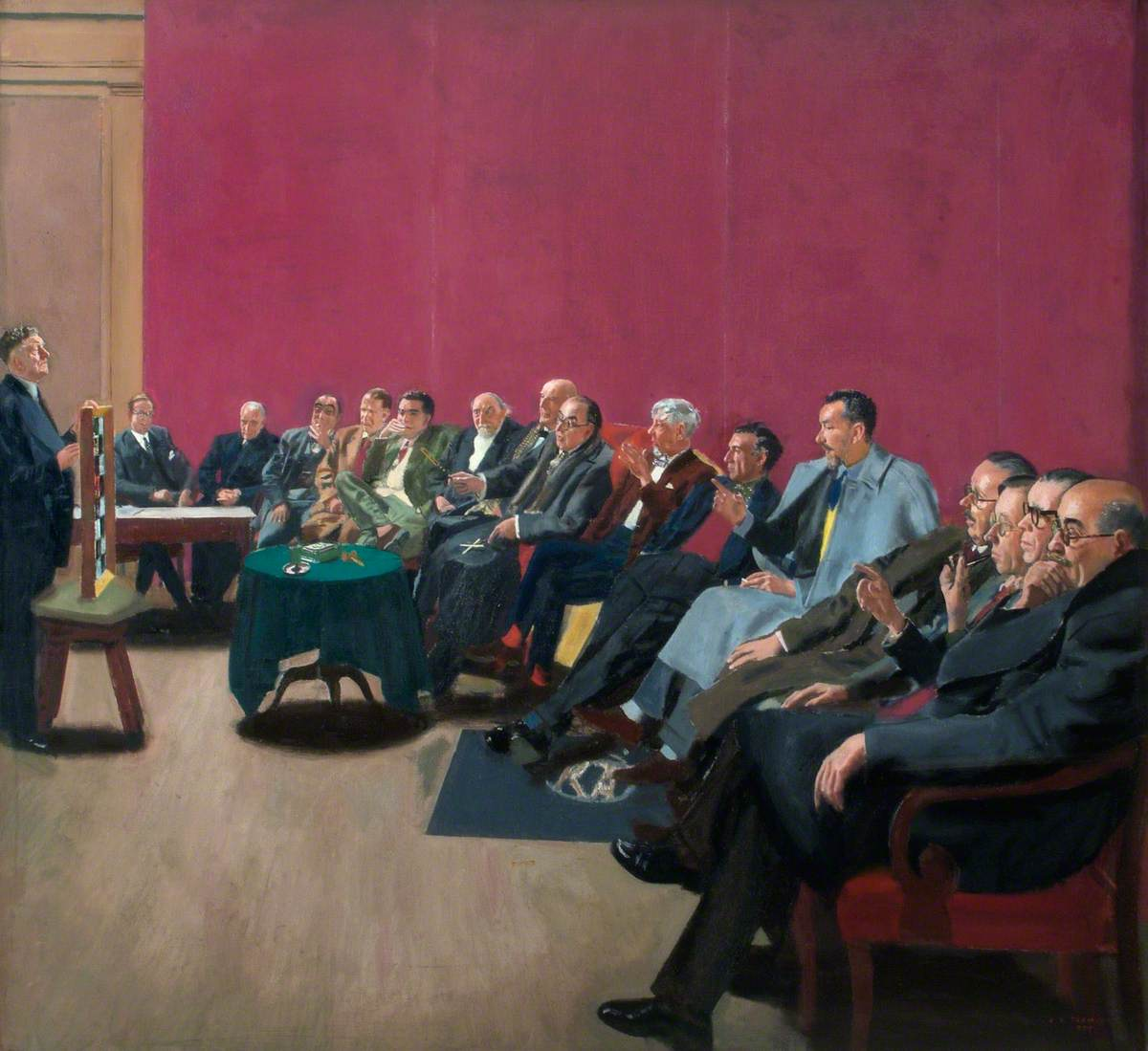 The Selection Committee, 1955