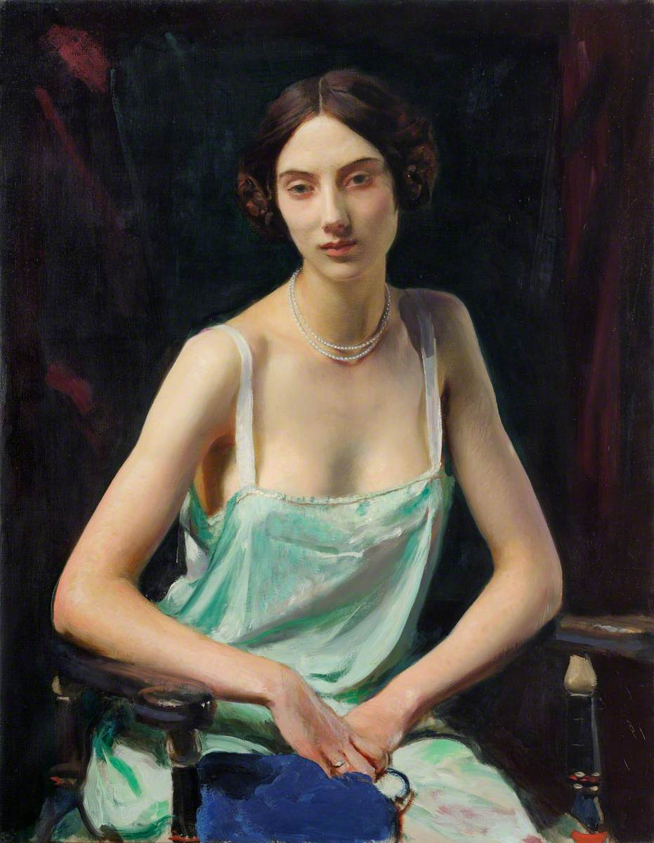 Woman in a Camisole