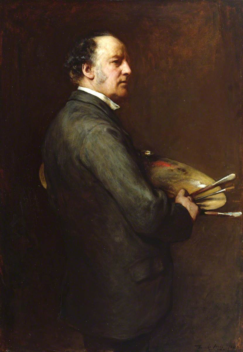 Sir John Everett Millais (1829–1896)