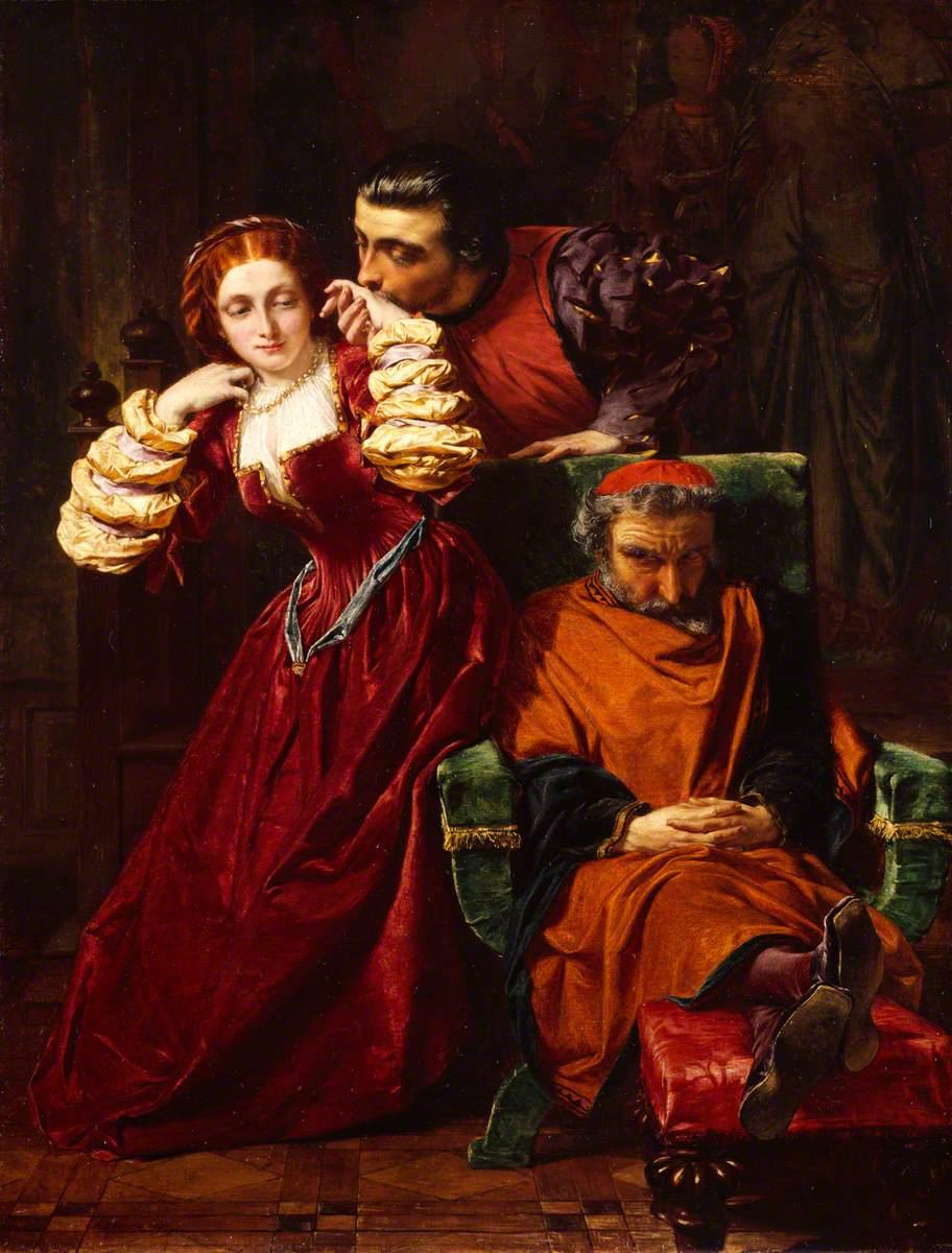Subject from 'Two Gentlemen of Verona'