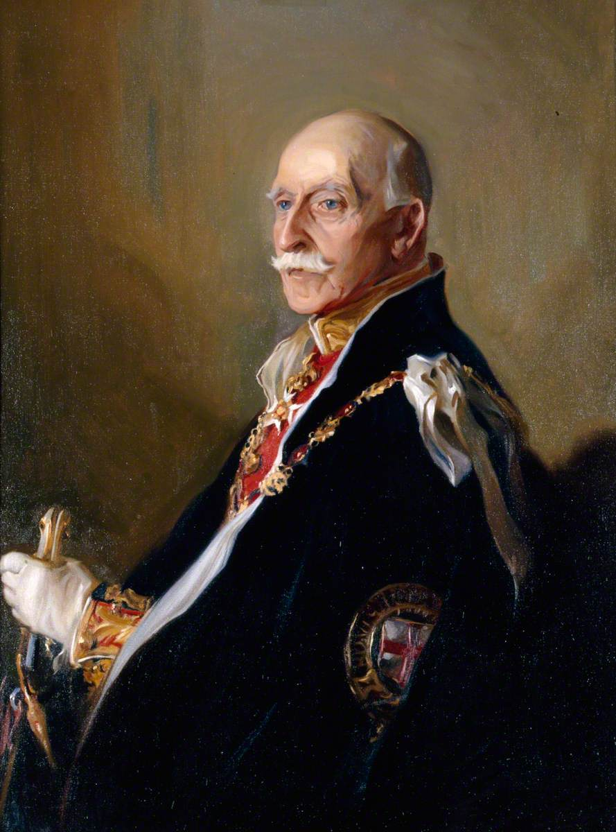 HRH Arthur (1850–1943), Duke of Connaught, President of the Royal Academy of Music (1901–1942)