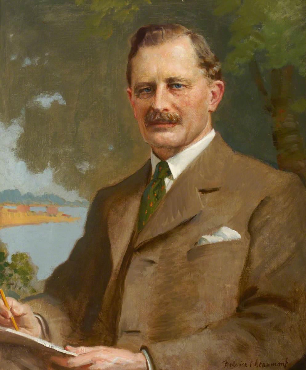 Sir Harry Baldwin (1863–1931), CVO, MRCS, LRCP, LDS
