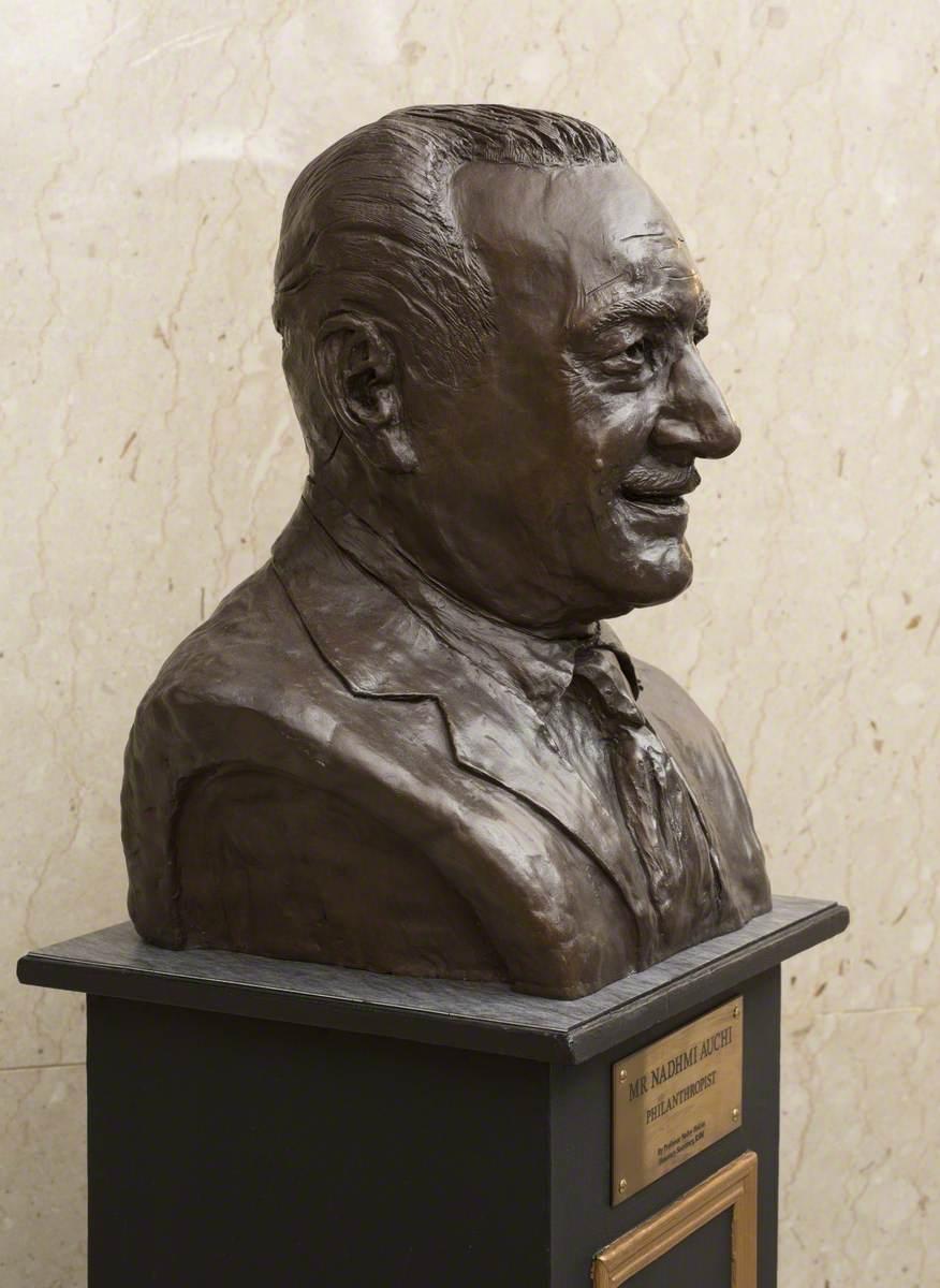 Mr Nadhmi Auchi (b.1937), Philanthropist