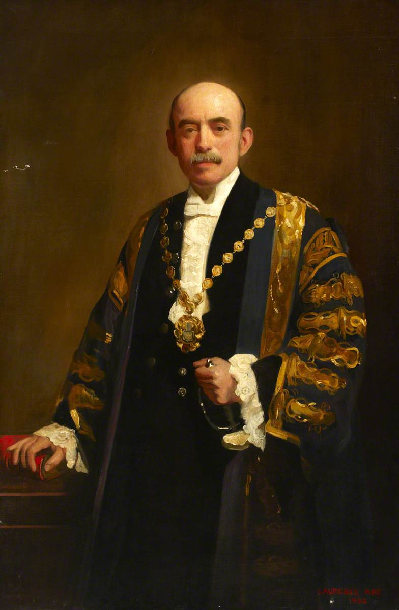 Alderman George William Tallents (1856–1924), Mayor of Westminster (1906–1907)