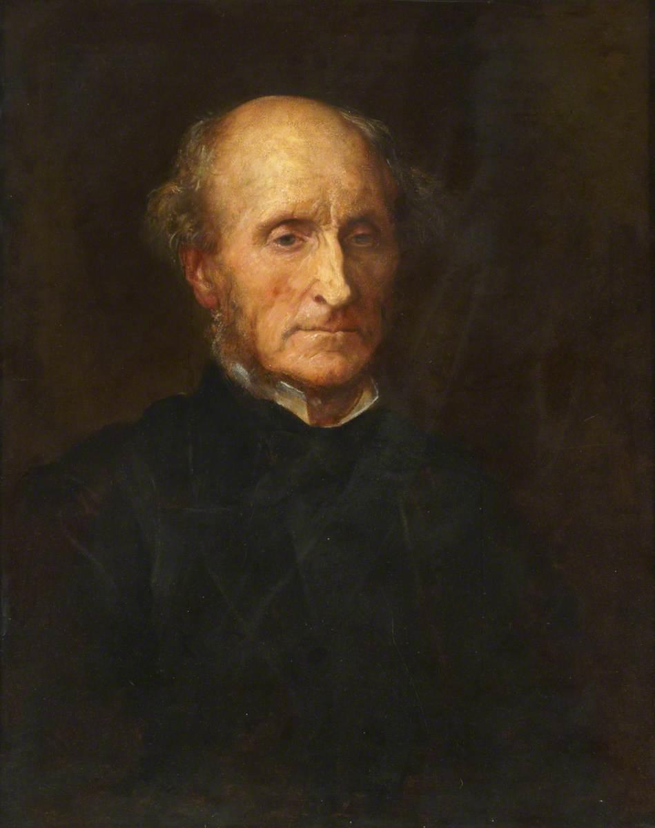 John Stuart Mill (1806–1873)