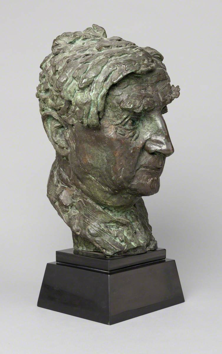 Bust of Ralph Vaughan Williams