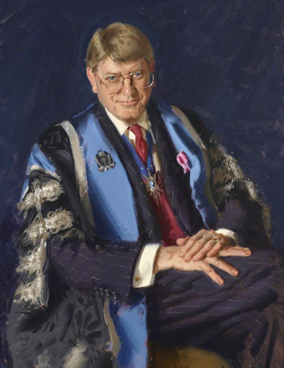 Professor William Dunlop, President of the Royal College of Obstetricians and Gynaecologists (2001–2004)