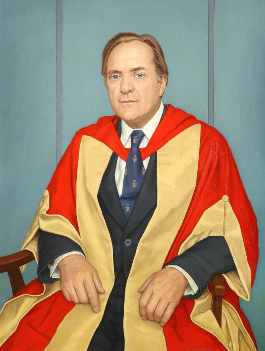 Professor Linford Rees, President of the Royal College of Psychiatrists (1975–1978)