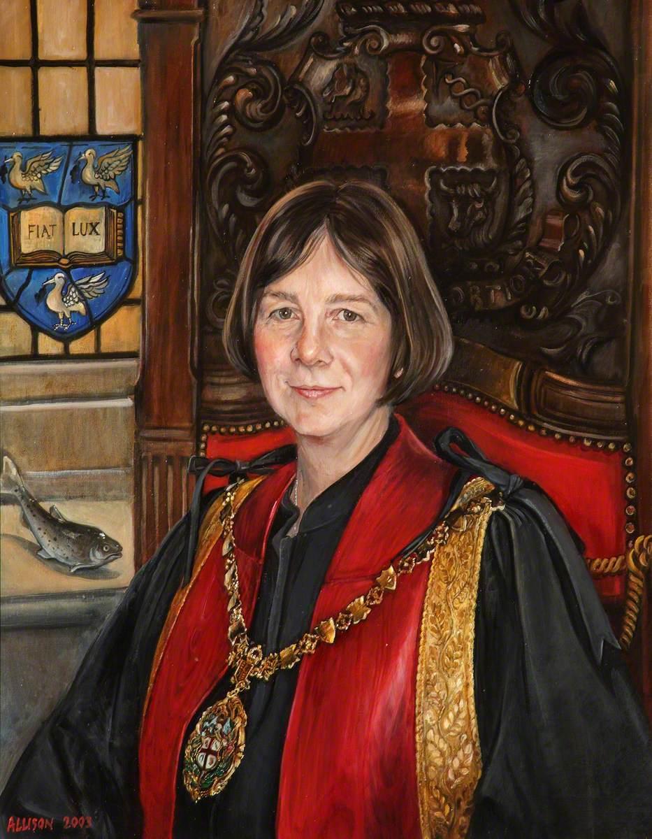 Dr Lydia A. Brown, FRCVS, President (1998–1999)