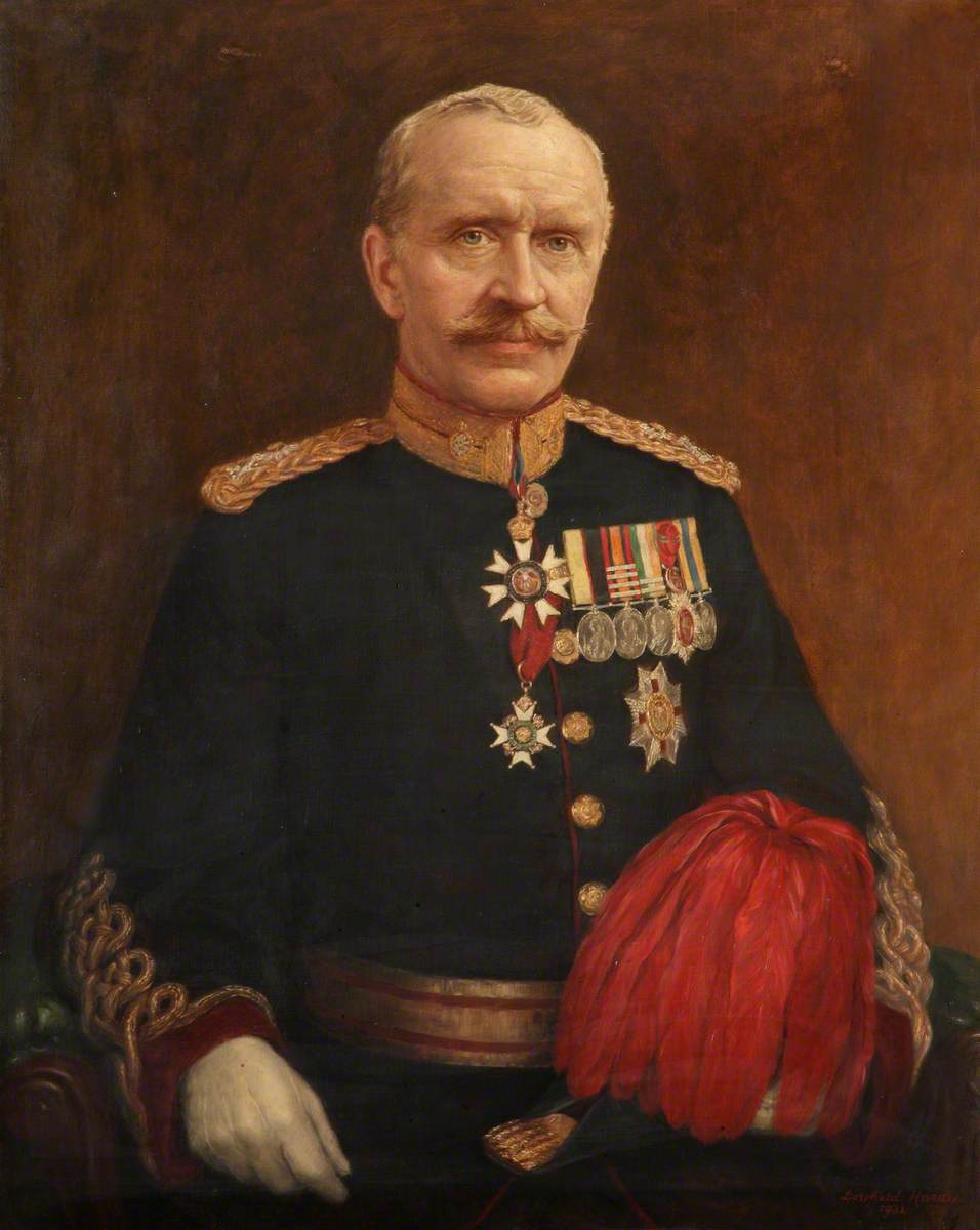 Major General Sir Frederick Smith