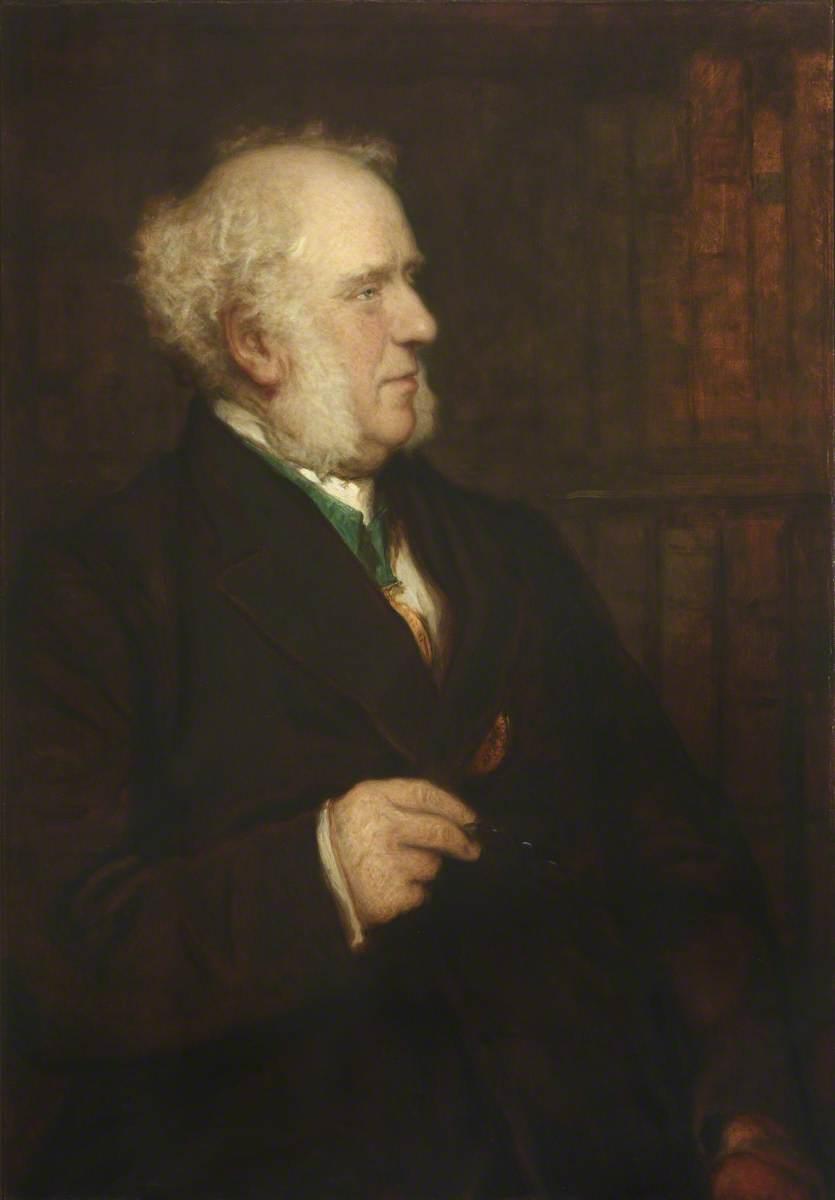 Thomas Leverton Donaldson (1795–1885), PRIBA