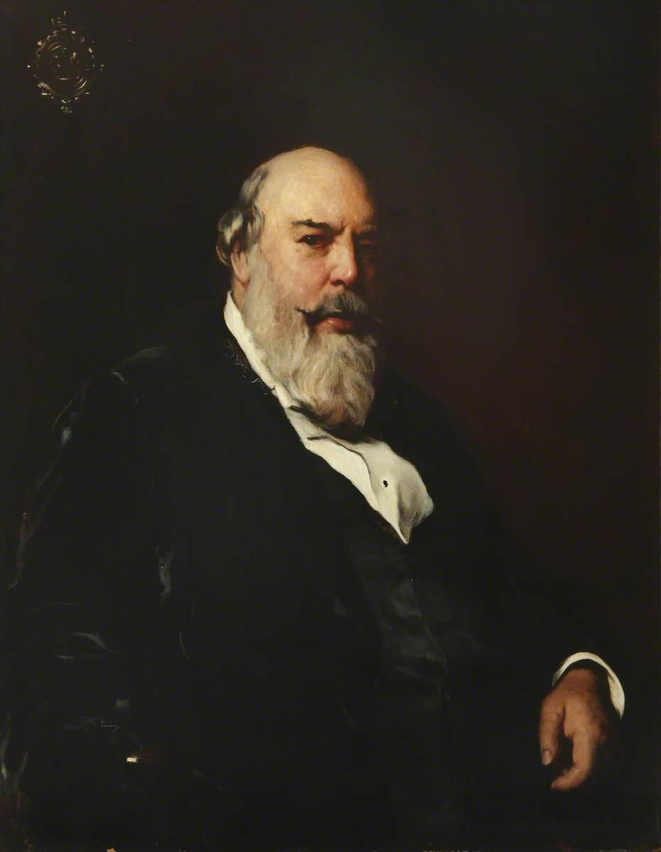 Sir Horace Jones (1819–1884), PRIBA