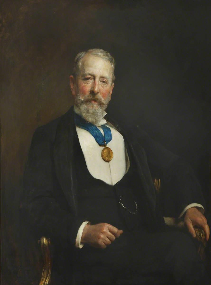 Thomas Edward Collcutt (1840–1924), PRIBA