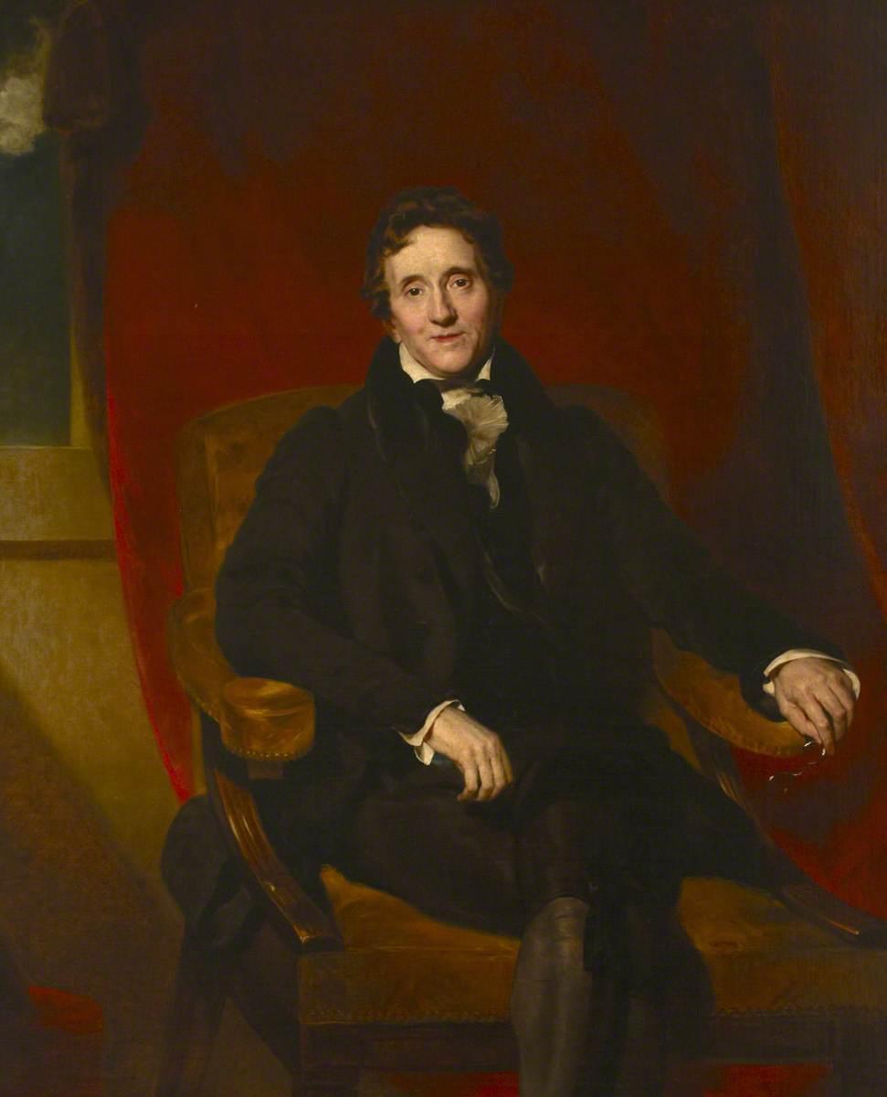Sir John Soane (1753–1836), RA