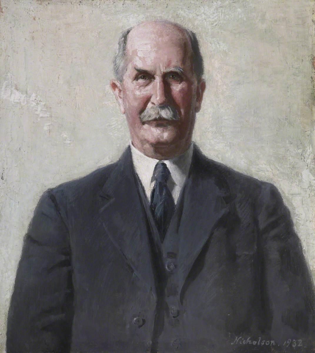 Sir William Henry Bragg (1862–1942)