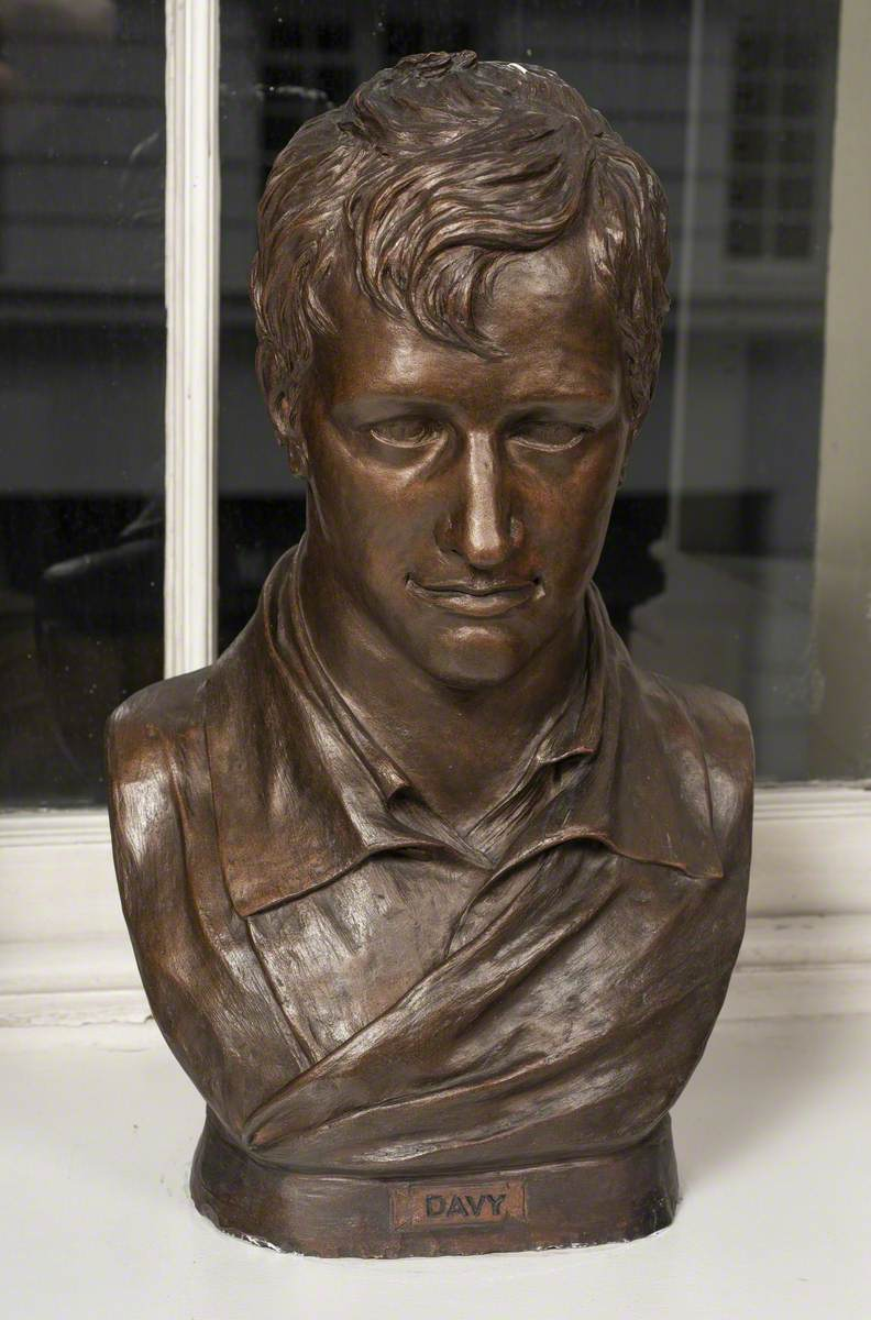 Sir Humphry Davy (1778–1829)