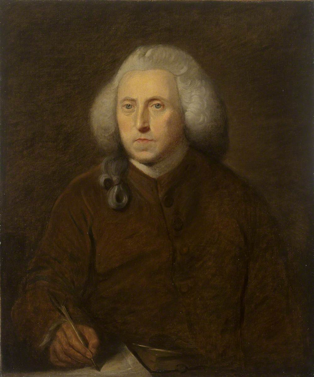 Dr Peter Templeman (1711–1769), MD
