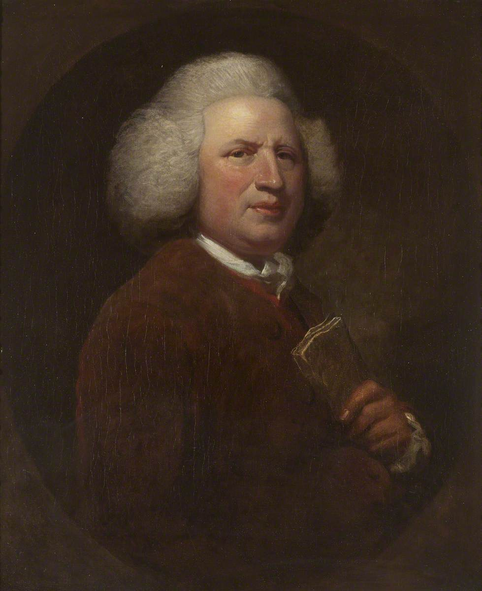 William Shipley, Founder and First Secretary of the Society of Arts