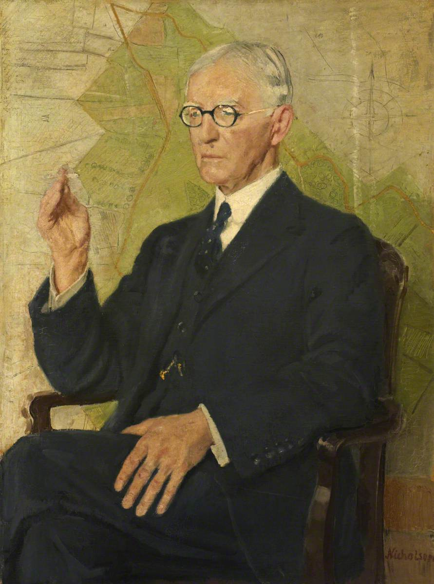 Sir Peter Chalmers Mitchell (1854–1945)
