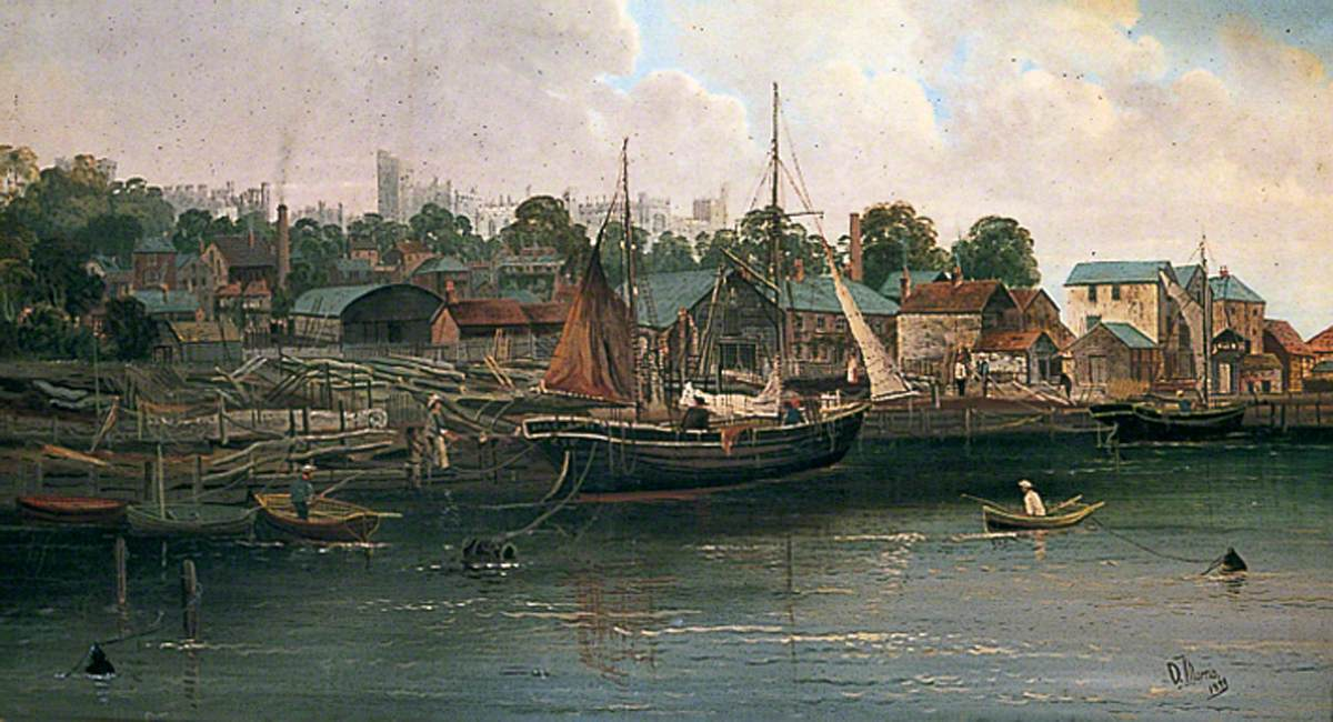 The Timber Wharf, Arundel, West Sussex