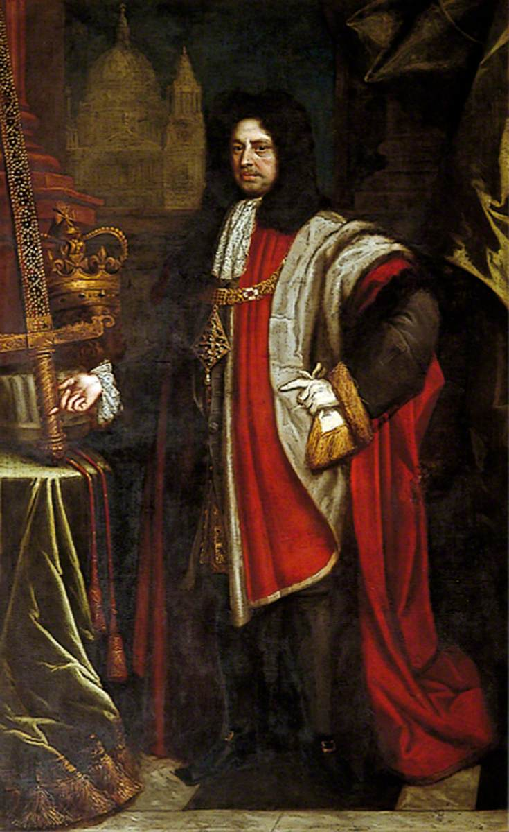 Sir Francis Child (1642–1713)