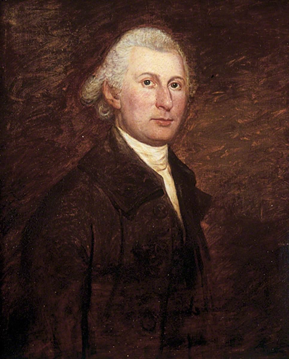 Reverend William Wood
