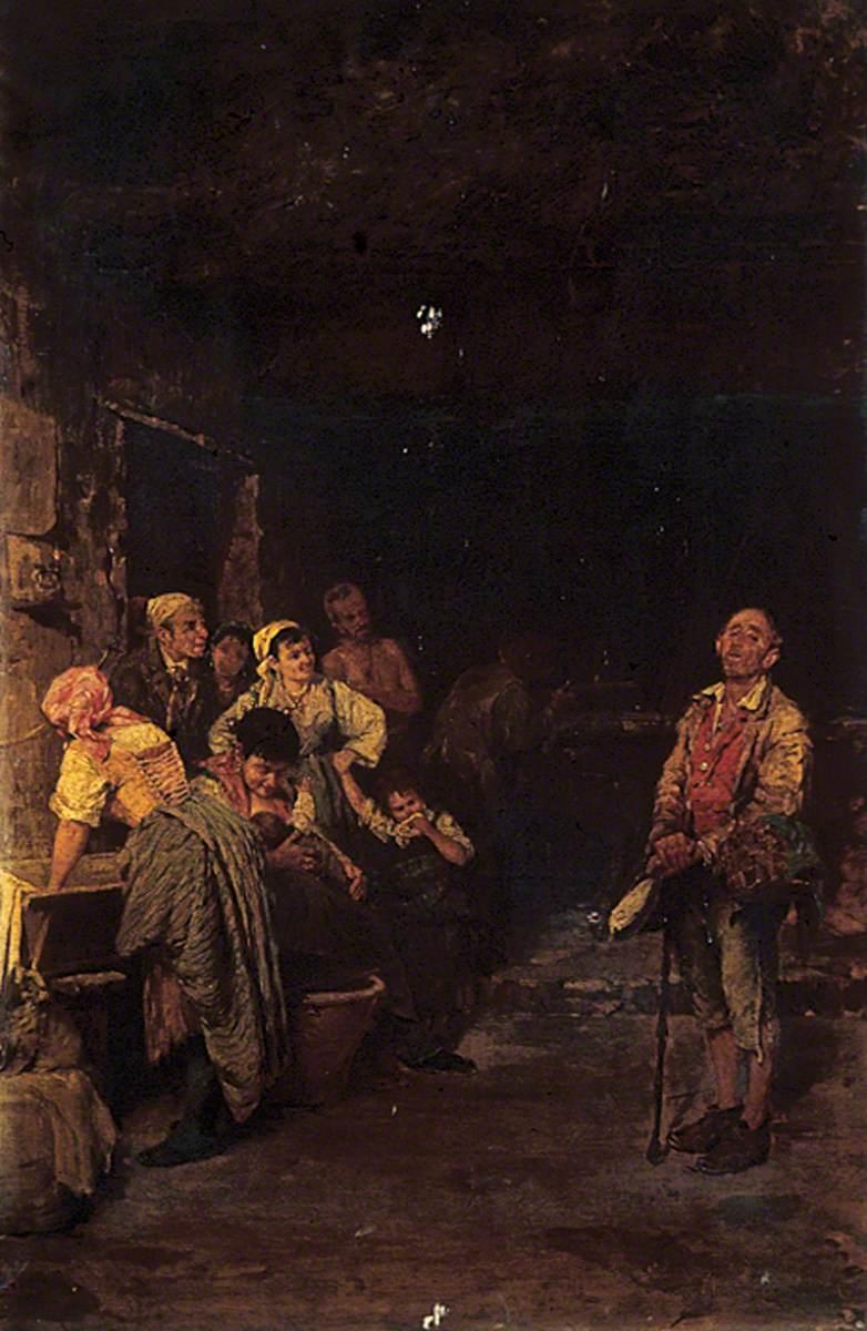 Washerwoman and Singer
