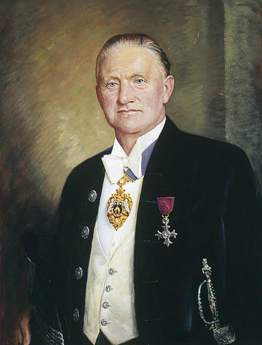 Roland Winn, Lord Mayor (1938–1939)
