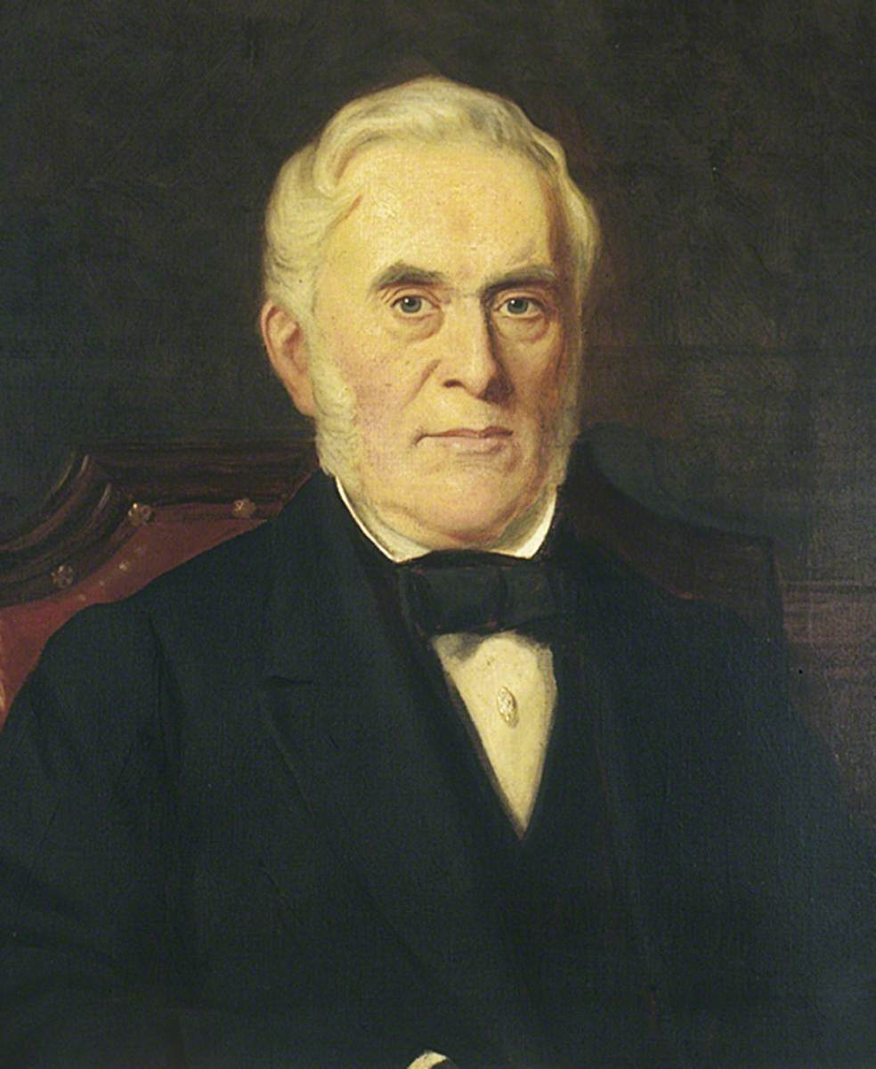 John Darnton Luccock, Mayor (1845 & 1864)