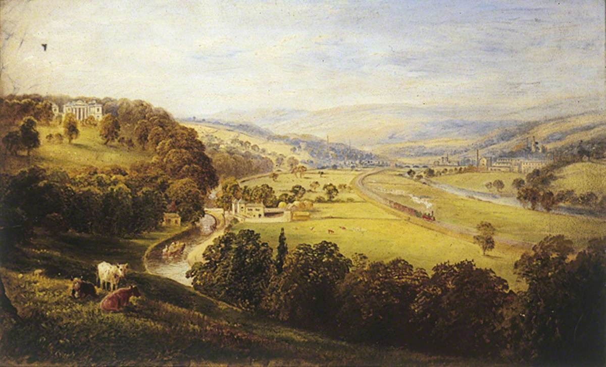 Valley of the Aire, Armley Pastures and Kirkstall, Leeds