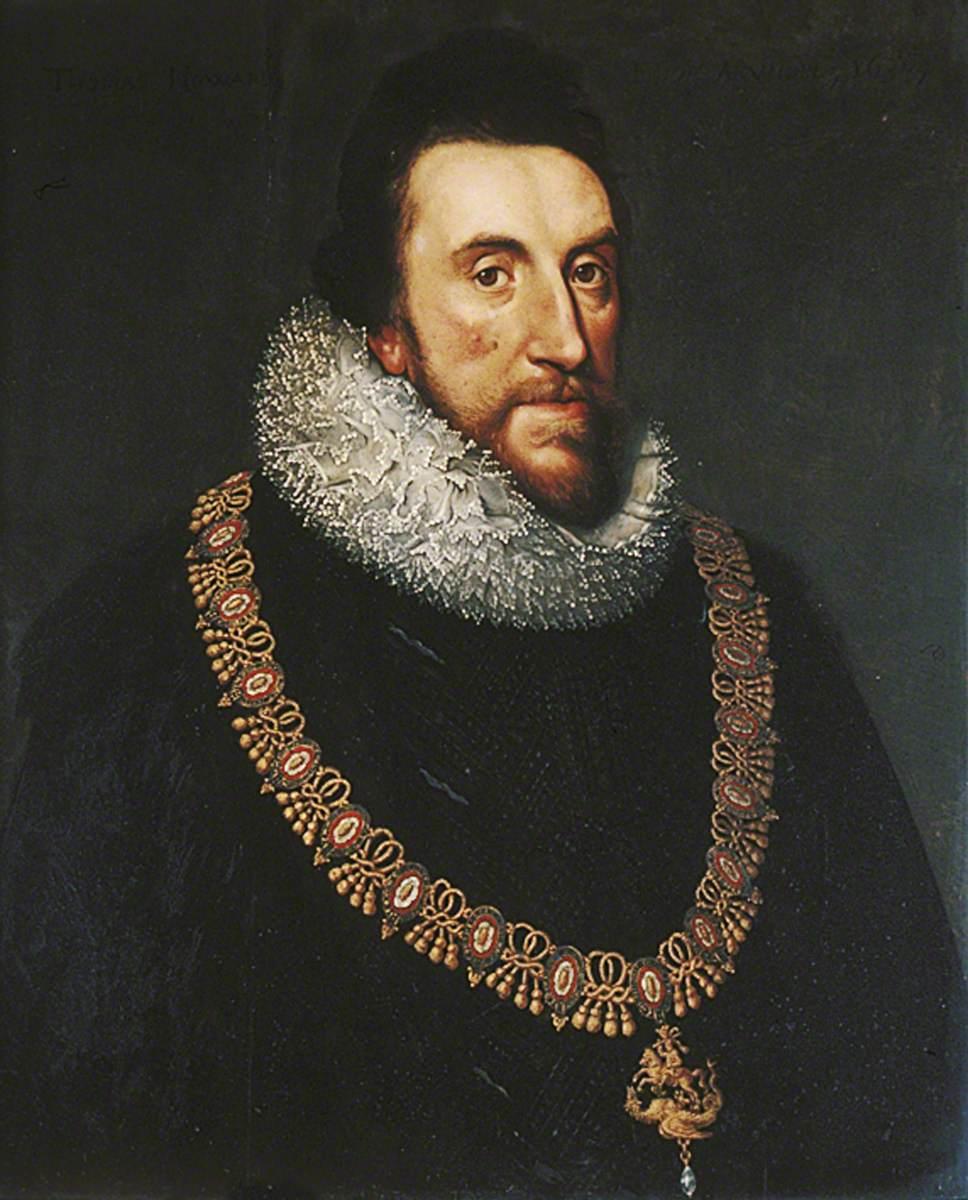 Thomas Howard (1585–1646), Earl of Arundel