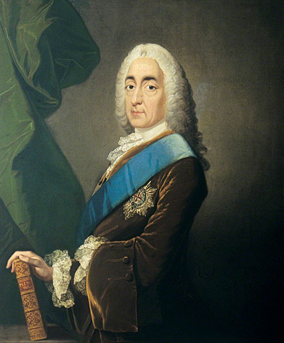 Philip Stanhope (1694–1773), 4th Earl of Chesterfield