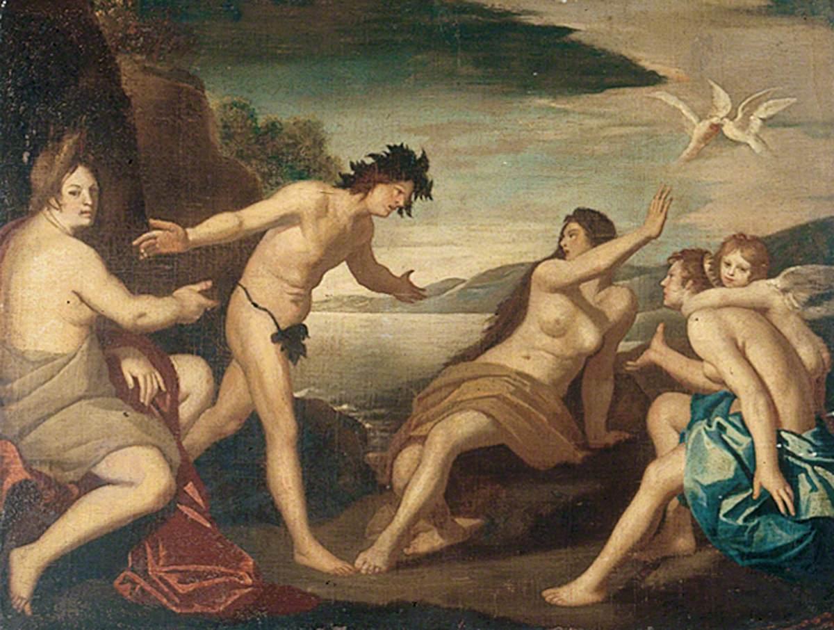 Subject from Classical Mythology