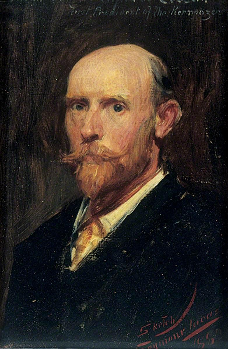 Baron de Cosson (1846–1929)