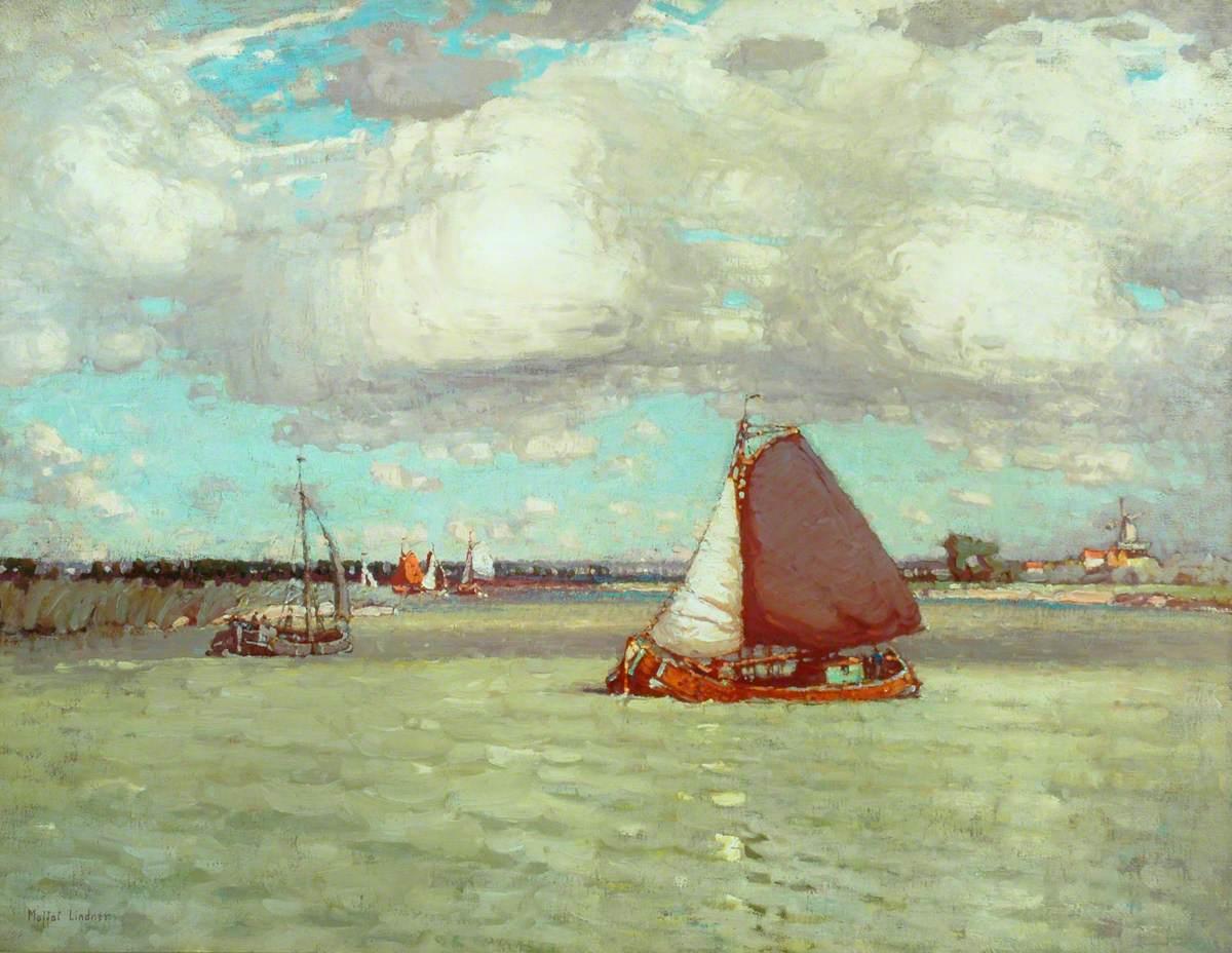 A Dutch River