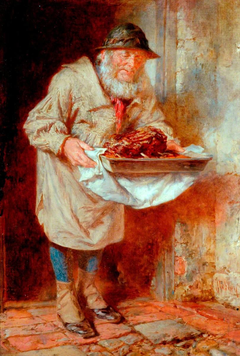 Roast Beef of Old England