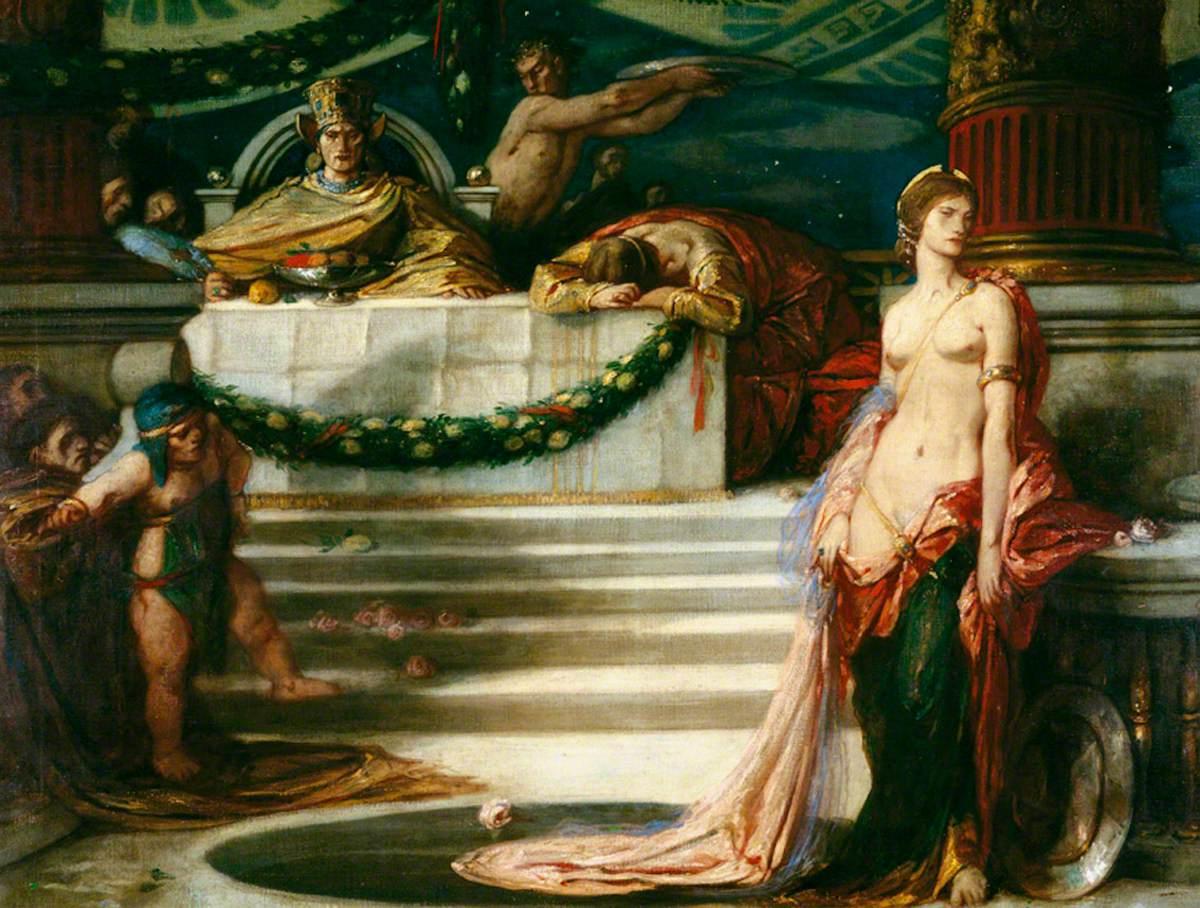 Salome, Daughter of Herodias